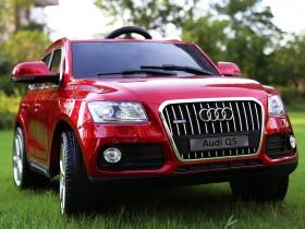 xe ô tô điện trẻ em Audi Q5 12