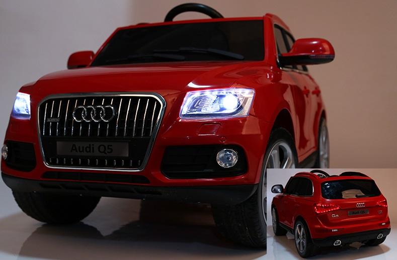 xe ô tô điện trẻ em Audi Q5 4