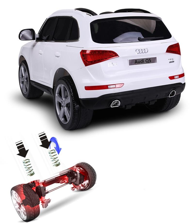xe ô tô điện trẻ em Audi Q5 5