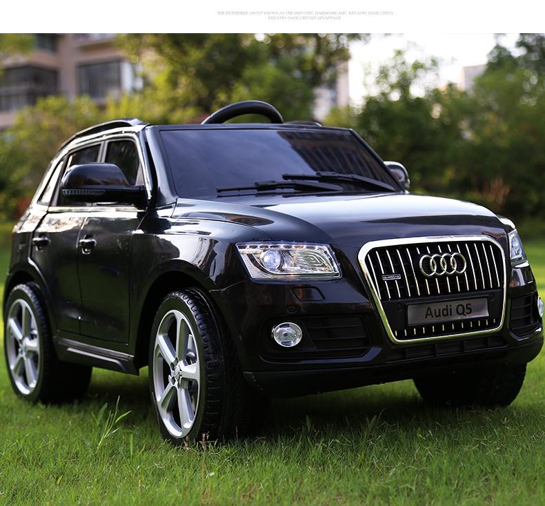 xe ô tô điện trẻ em Audi Q5 7