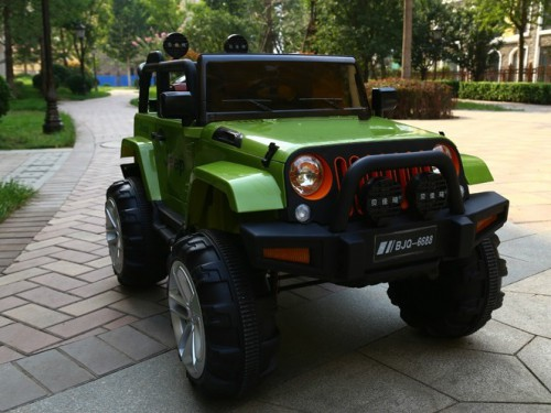 xe ô tô điện trẻ em BJQ-6688 2