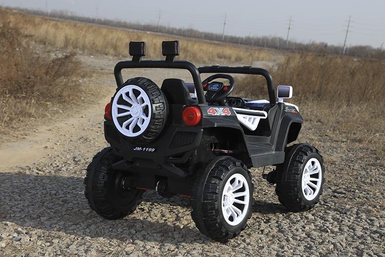 xe ô tô điện trẻ em JM-1199 4