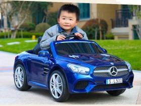 xe ô tô điện trẻ em SL500 (19)