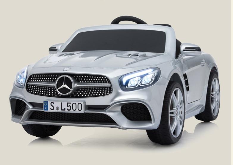 xe ô tô điện trẻ em SL500 (3)