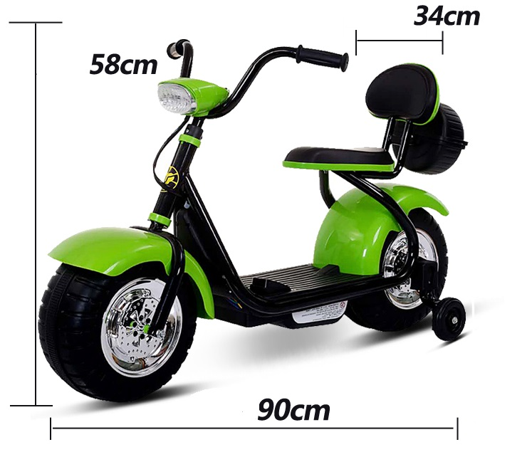 xe máy điện trẻ em 306 4