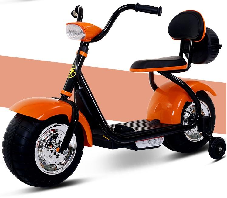 xe máy điện trẻ em 306 8
