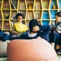 Sử dụng ghế lười hạt xốp tại văn phòng làm việc! Tại sao không (5)