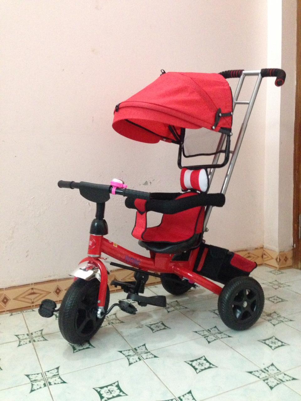 Xe đẩy trẻ em ba bánh A8007