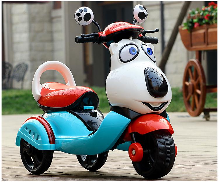 Xe máy điện trẻ em HLM-5188