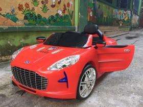 xe ô tô điện trẻ em police 999 10