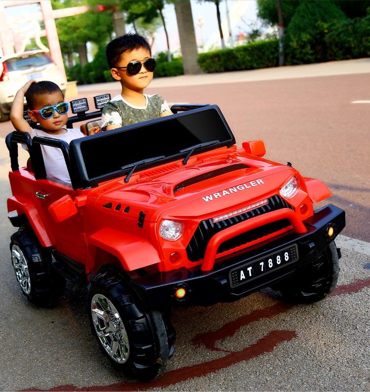 Cách sử dụng xe ô tô điện trẻ em hợp lý 2