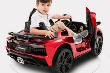 Cách sử dụng xe ô tô điện trẻ em hợp lý