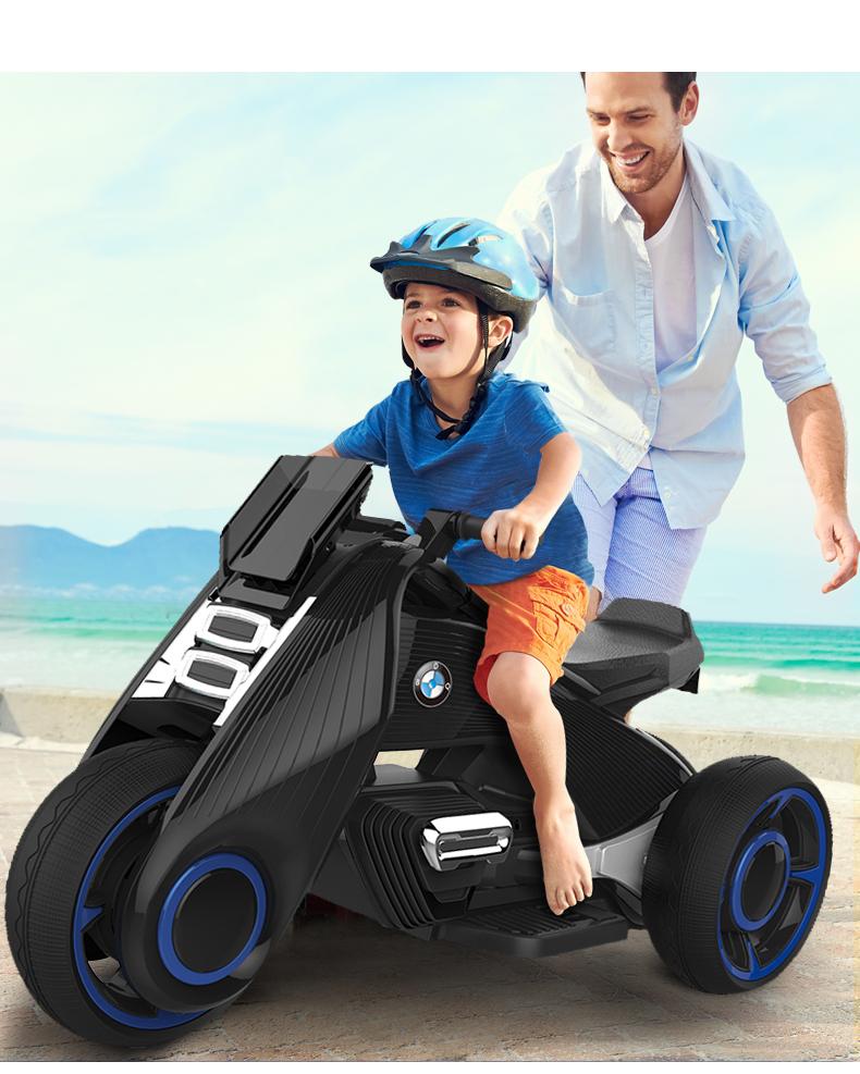 xe máy điiện trẻ em bdq-6188 12