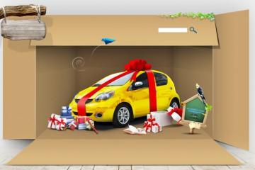 Xe ô tô điện – Món quà sinh nhật đầy ý nghĩa cho bé yêu.