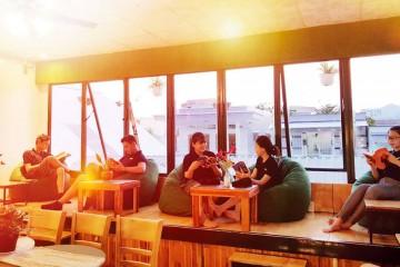 Ghế xốp Babykid dẫn đầu xu hướng trang trí cho quán cafe