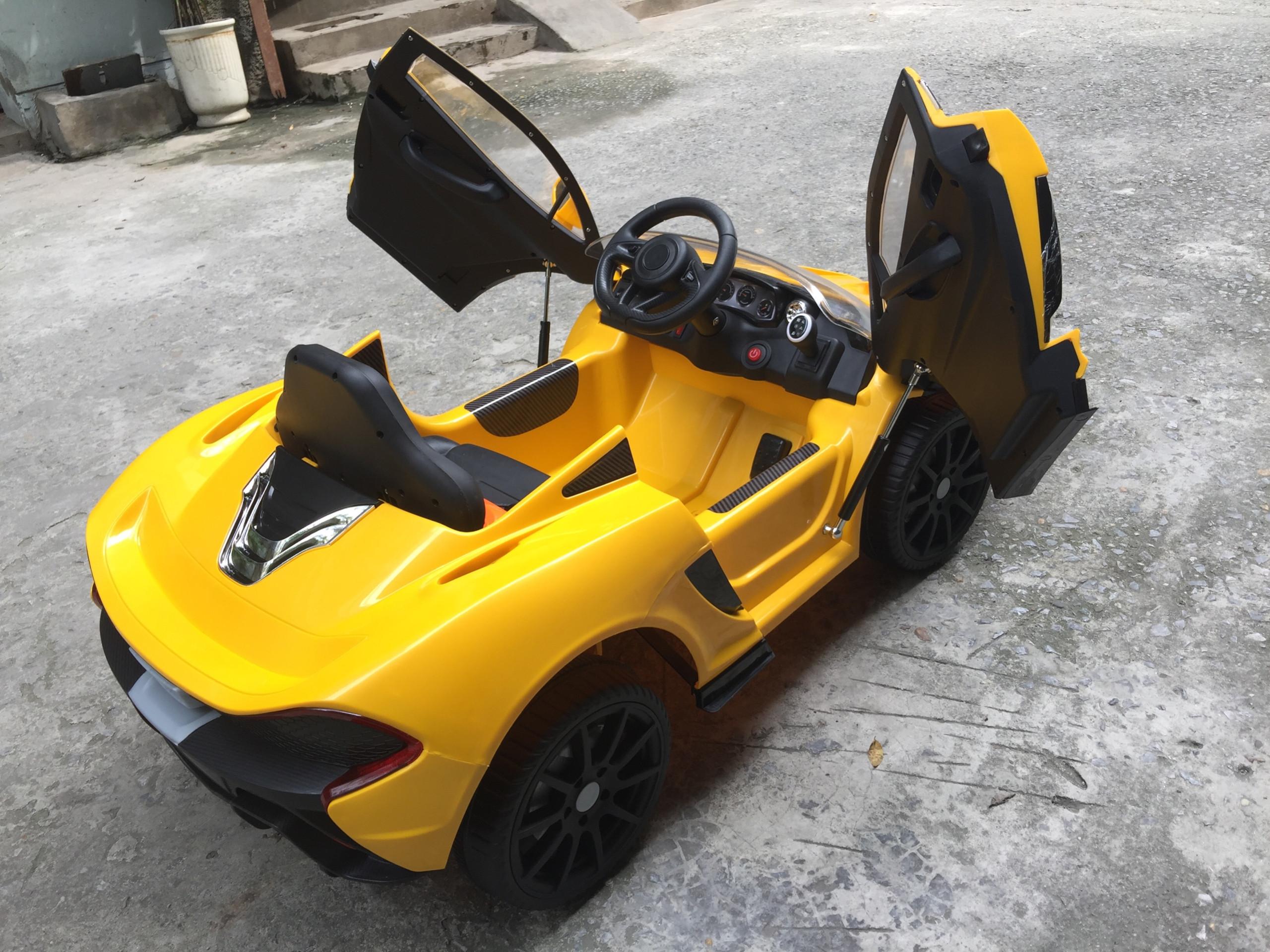 xe ô tô điện trẻ em Mclaren P1 3
