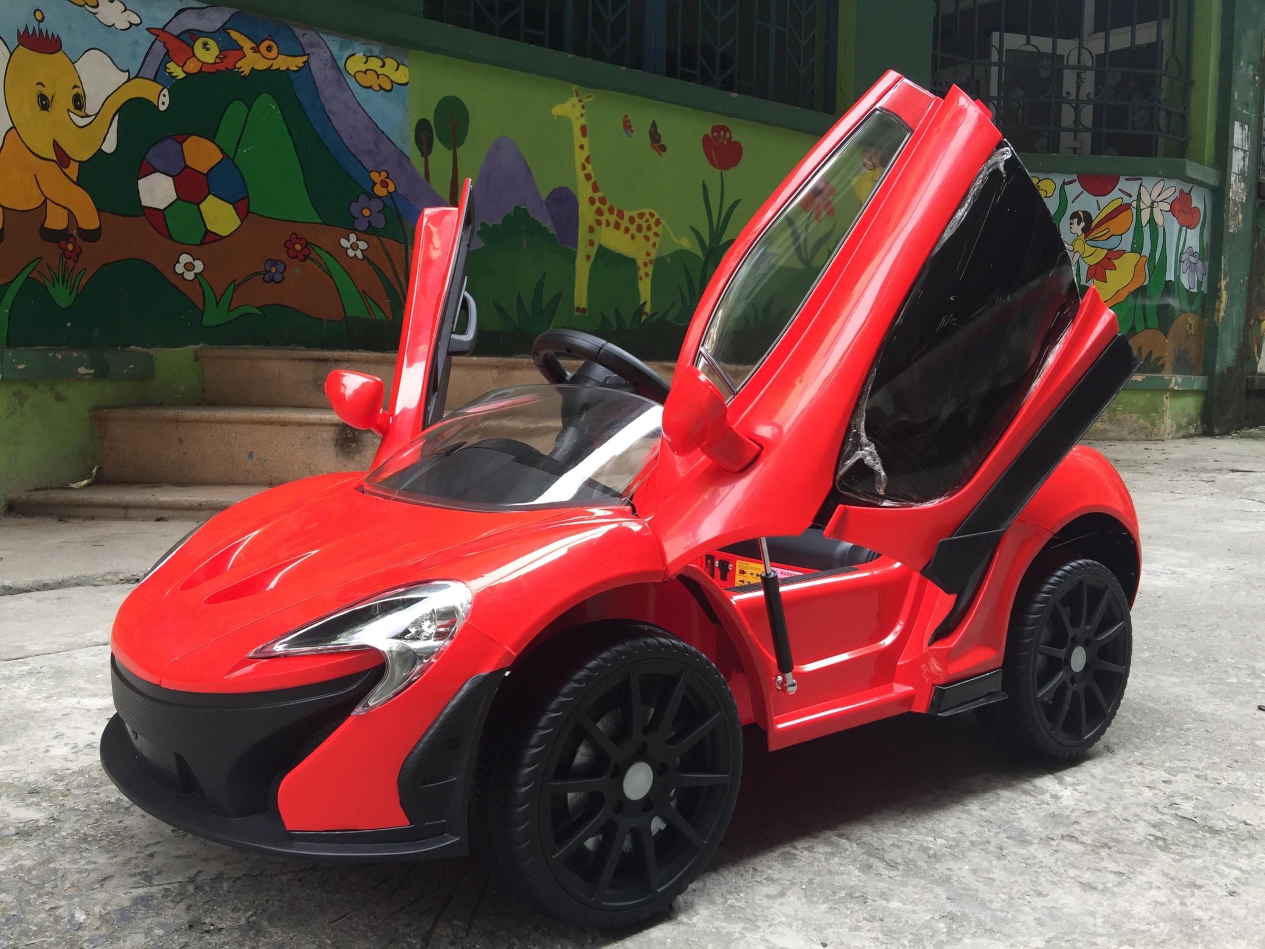 xe ô tô điện trẻ em mclaren P1 29