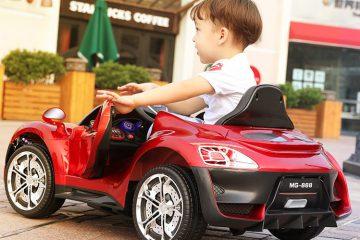 Cách sạc xe ô tô điện trẻ em để kéo dài tuổi thọ