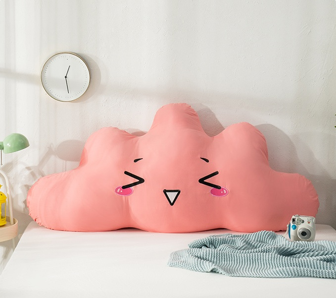 Gối tựa đầu giường hình đám mây GĐG13