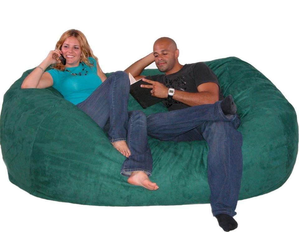"""Trải nghiệm chiếc """" giường đa năng """" cùng với ghế xốp dáng Oval"""