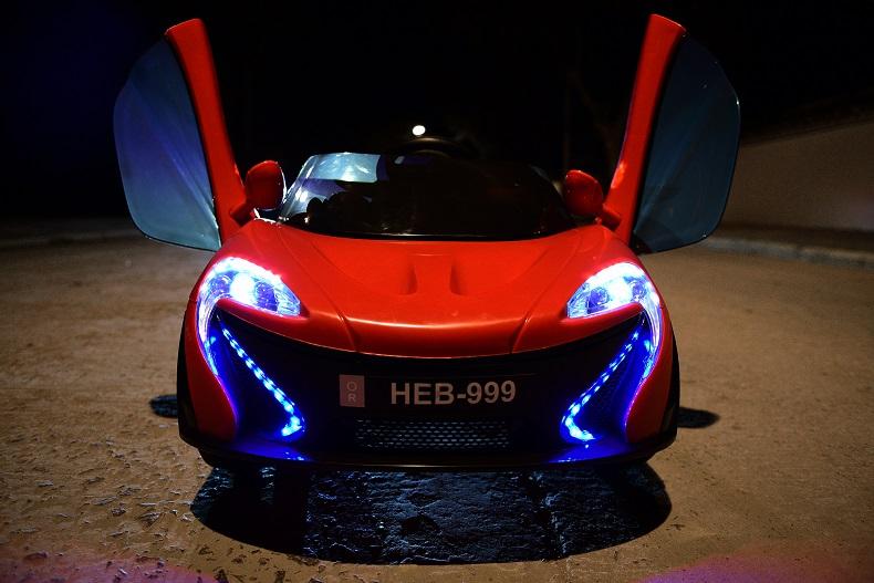 xe ô tô điện HEB-999 4