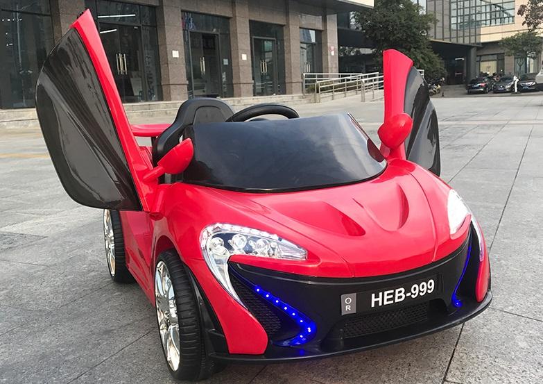 xe ô tô điện HEB-999 7