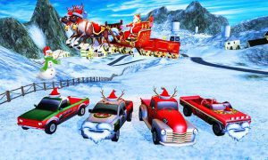 Đêm Giáng Sinh - Bé chơi gì để đựng quà của ông già Noel?