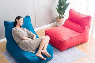 Tận hưởng cảm giác Lạc Trôi cùng với Sofa Giường lười siêu Hot