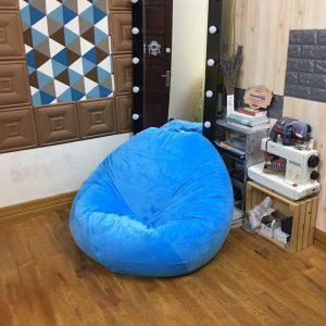 Ghe-luoi-chat-nhung-tron-mau-xanh-da-troi-GL-L206