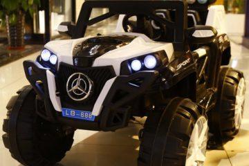 5 mẫu xe ô tô điện trẻ em dưới 3 triệu
