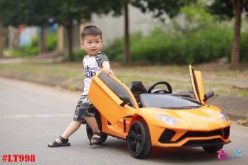 Xe ô tô điện trẻ em LT998 – mẫu xe bán chạy nhất năm 2019