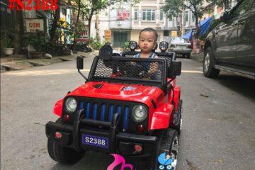 5 tiêu chí lựa chọn một mẫu ô tô điện cho bé
